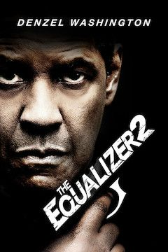 The Equalizer 2 movie poster.