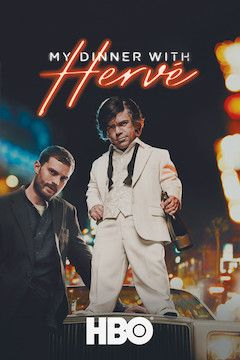 My Dinner with Hervé movie poster.