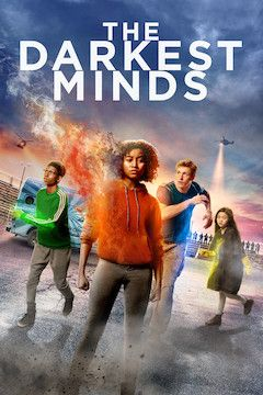 The Darkest Minds movie poster.