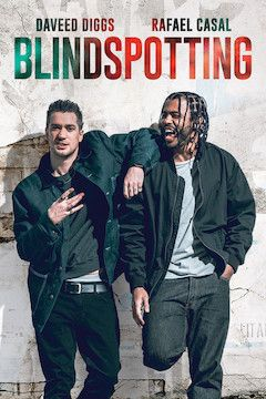 Blindspotting movie poster.