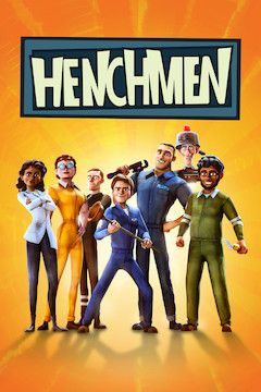Poster for the movie Henchmen