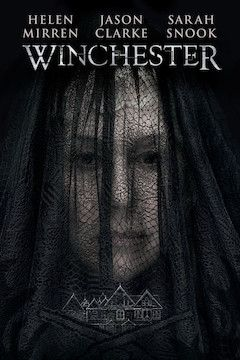Winchester movie poster.