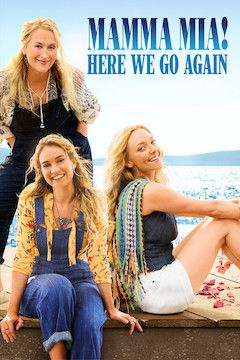 Mamma Mia! Here We Go Again movie poster.
