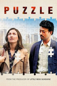 Poster for the movie Puzzle