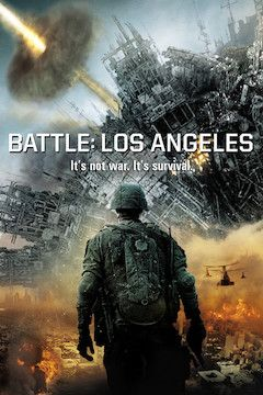 Battle of Los Angeles movie poster.