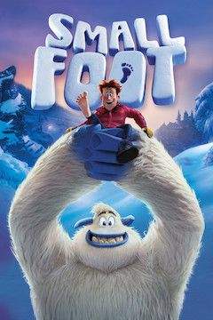 Smallfoot movie poster.
