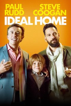 Ideal Home movie poster.