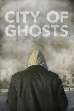 City of Ghosts movie poster.