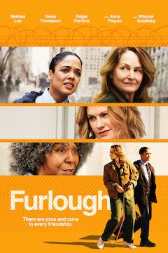 Furlough movie poster.
