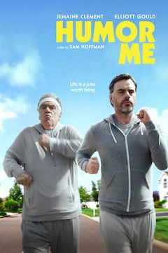 Humor Me movie poster.