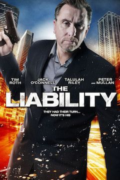 The Liability movie poster.