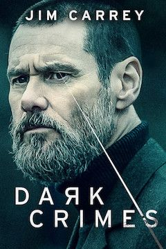 Dark Crimes movie poster.