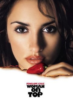 Woman on Top movie poster.