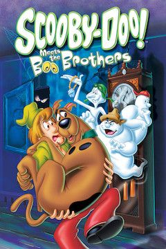 Poster for the movie Scooby Doo Meets the Boo Brothers