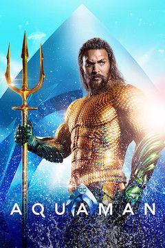 Aquaman movie poster.