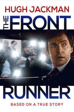 The Front Runner movie poster.