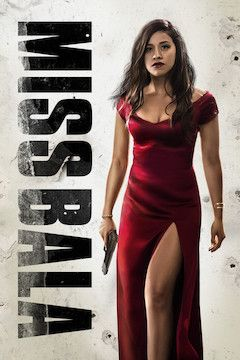 Poster for the movie Miss Bala