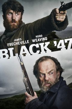 Black '47 movie poster.