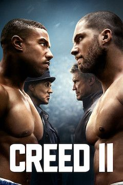 Poster for the movie Creed II