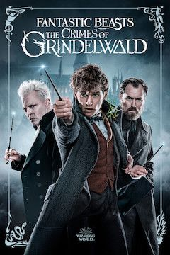 Poster for the movie Fantastic Beasts: The Crimes of Grindelwald