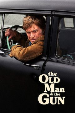 The Old Man & the Gun movie poster.