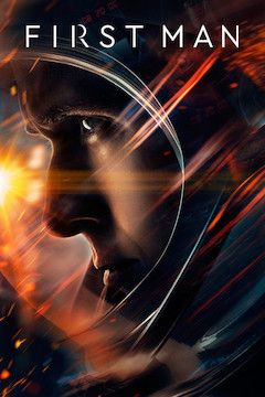 First Man movie poster.