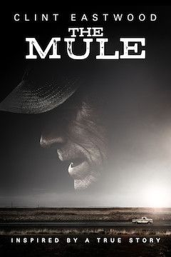 The Mule movie poster.
