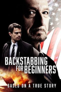 Backstabbing for Beginners movie poster.