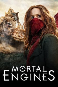 Mortal Engines movie poster.