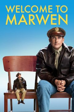 Welcome to Marwen movie poster.
