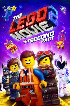 The Lego Movie 2: The Second Part movie poster.
