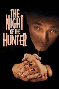 The Night of the Hunter movie poster.