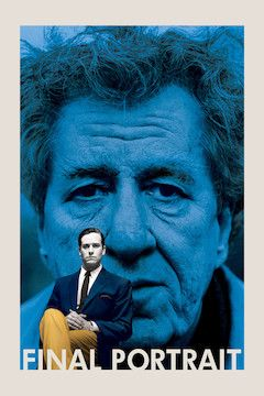 Final Portrait movie poster.
