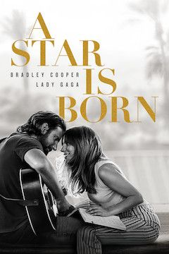 A Star Is Born movie poster.