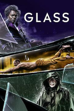 Poster for the movie Glass