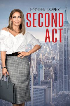 Second Act movie poster.