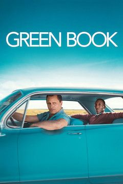 Green Book movie poster.