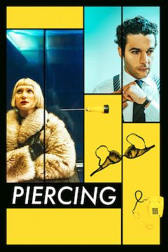 Piercing movie poster.
