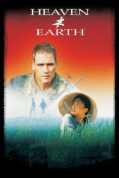 Heaven and Earth movie poster.