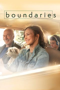 Boundaries movie poster.
