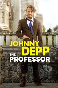 The Professor movie poster.