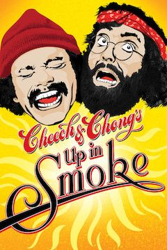 Poster for the movie Up in Smoke
