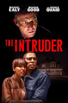 The Intruder movie poster.