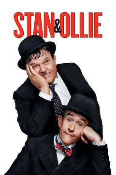 Stan & Ollie movie poster.