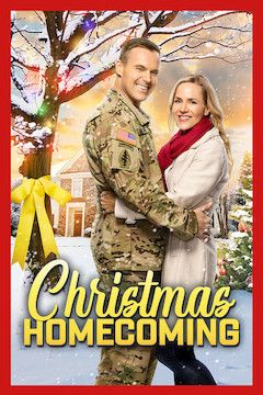 Christmas Homecoming movie poster.