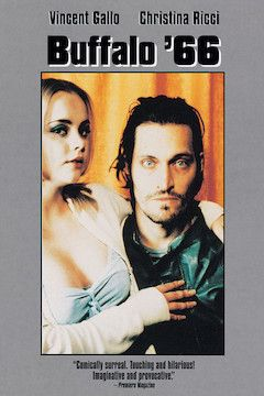 Buffalo '66 movie poster.