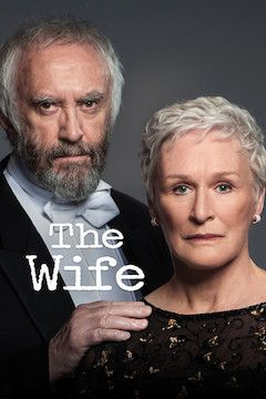 Poster for the movie The Wife