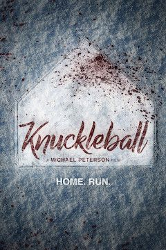 Poster for the movie Knuckleball