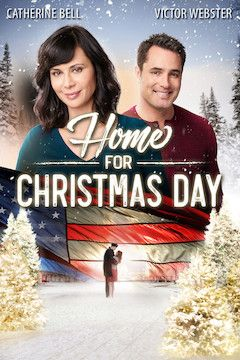 Home for Christmas Day movie poster.