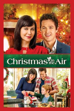 Christmas in the Air movie poster.